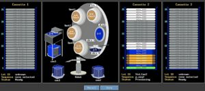 MRC Eclipse Mark IV Controller GUI Simulation