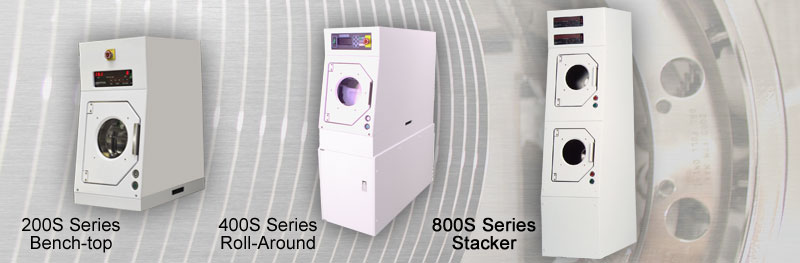 Semitool Spin Rinse Dryers
